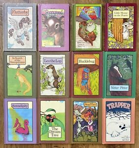 12 Hardcover Serendipity Children's Book Lot Vintage Stephen Cosgrove Christian