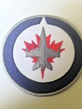 Winnipeg Jets/Toronto Blue Jays 40th Jersey Patches Canada Iron On Sew Jacket