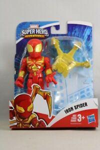 Super Hero Adventures Iron Spider Action Figure