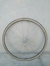 "P ruota  anteriore front  wheel  road vintage bike Galli Maillard 28""bici bike"