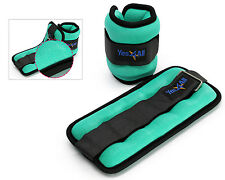 Yes4All Neoprene Wrist Ankle Weight Workout 1.5lb Pair (3lb Total) - ²UC66E2