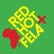 Red Hot Plus Fela [CD]