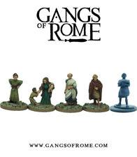 Gangs of Rome Mob Secundus War Banner Footsore Miniatures WBGORM02