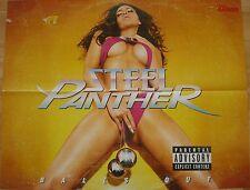 STEEL PANTHER [ Balls Out ]  /  VENOM    _   1 Poster / Plakat  _ 45 cm x 58 cm