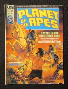 1974 PLANET OF THE APES Magazine #2 FN 6.0 George Tuska / Mike Ploog