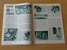 Motorrad 65/15 Yamaha 250 YDS 3