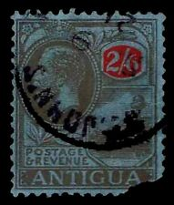 1913 ANTIGUA #62 - ST. JOHN'S BAY - USED - VG - $65.00 (ESP#2205)