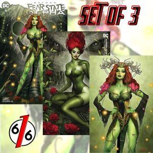 🚨🦇 BATMAN FEAR STATE ALPHA #1 SZERDY Variant Set Trade & Minimal & Virgin NM