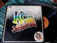 LP KC & THE SUNSHINE BAND SAME OMONIMO 1975 RCA ITALY VG+