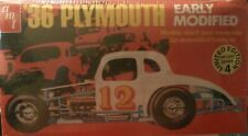 AMT '36 Plymouth Modified Stock Car 1/24 SEALED
