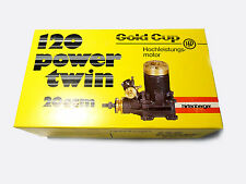 HP Engine BOX -Gold Cup 120 Power Twin