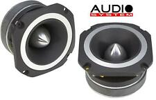 Audio System HS38 PA 38 mm HIGH-EFFICIENCE Hochtöner CAR-PA 1 Paar Tweeter NEU