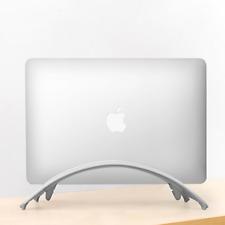 Arc Style Aluminum Desktop Vertical Stand for Laptop For Apple Mac Air Mac Pro