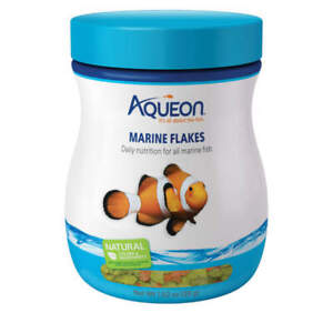 Aqueon Marine Flakes (Free Shipping in USA)