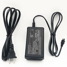 AC Power Adapter Charger&US Cable for SONY Handycam DCR-HC20 DCR-HC47E Camcorder