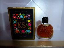 RARE Miniature vintage kEN scott KS EDP 7,5 ml