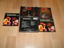 HERE AT LAST... BEE GEES... LIVE MUSIC CD CON 2 DISCOS 18 CANCIONES BUEN ESTADO