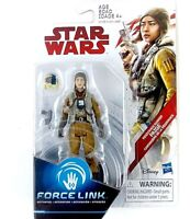 Star Wars Force Link The Last Jedi Resistance Gunner Paige 3.75-Inch Figure Toy