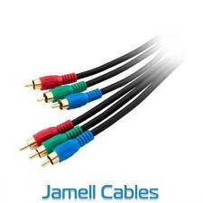 2m RGB Component Video Cable