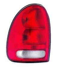 Passenger Side Tail Light Lens & Housing - Dodge CARAVAN 96-00/DURANGO 98-03