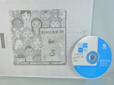 Instructions For Singer Model 20 Sewhandy Copy Dvd Or Photocopy