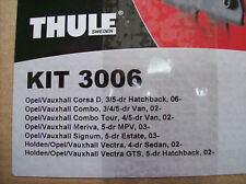 Thule 184107 Montageset