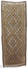274x110 cm antico tappeto orientale Caucasici Kilim Nomadi Kilim nr-415