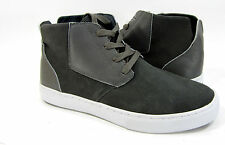 Radii Shoes Hampton Suede Leather Grey Sneakers Size 10