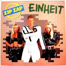 """12"""" - Zip Zap - Einheit (TECHNO) NUEVO - NEW, STOCK STORE LISTEN"""