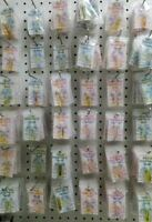 Lot of 12  Womens Perfume Body Oil Samples Vials Spring Florals Sample Womens