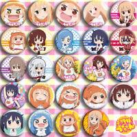 Satsuriku no tenshi Can Badge Japanese Anime Goods MP