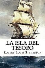 La Isla del Tesoro by Robert Louis Stevenson (Paperback / softback, 2015)
