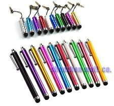 20X Universal Stylus Touch Screen Pen For iPhone 5 5S 4S 4 iPad4 2/3 Mini #013