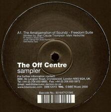"""The Off Centre Sampler - 12"""" Vinyl Single"""