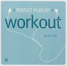 Perfect Playlist Workout, Vol. 1 by Various Artists (CD, 2006, Robbins) NEW