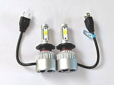 SKODA OCTAVIA 2004+ 2x H7 Kit Car LED Headlight Bulbs PURE WHITE 6500K