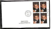 US SC # 3692 Cary Grant  FDC. No Cachet