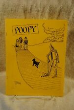 """""""POOPY"""" George Trosley Toons The Finest In Disgusting Cartoon Entertainment"""