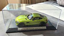 Mercedes-Benz AMG GT C190 1:18 Norev limitiert 500pcs Nr.190 mit OVP + Vitrine