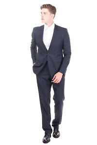 RRP €1575 BURBERRY LONDON Wool Suit Mismatch Size Jacket 52 L Trousers 54 L/XL