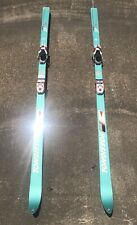 Vintage Rossignol 4S Racing Ski With MRR Binding L Size 200cm