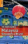 The Rough Guide to Malaysia, Singapore & Brunei 6-ExLibrary