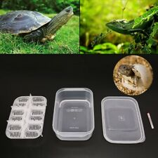Thermometer Incubating Snake Egg Incubation Tool Reptile Egg Incubator Tray