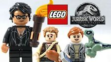 Brand new JURASSIC WORLD limited edition LEGO mini figures set 5005255 fallen