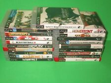 Playstation 3 - Nice Lot of 19 Working Games