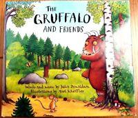 The Gruffalo and Friends Audio Book CD box set by Julia Donaldson