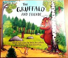 The Gruffalo and Friends 6x Audio Books Stories CD Box Set by Julia Donaldson