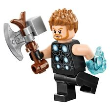 LEGO Marvel Super Heroes Thor MINIFIG from Lego set #76102 Brand New