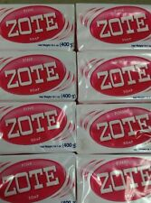 Zote Pink Soap Case Of 25 Bars 14.1oz per Hand Wash Soap for Stains 400g per