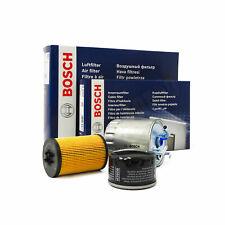 Kit 4 filtri per tagliando BMW serie 1 e87 120d, 118d con motore N47 della BOSCH